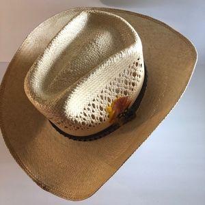 Vintage Stetson Roadrunner Bryantcote Cowboy Hat